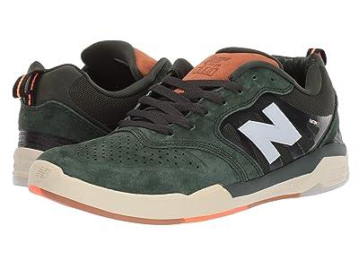 New Balance Numeric 868 (Olive/Tan) Men