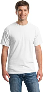 Heavy Cotton Adult T-Shirt White XL