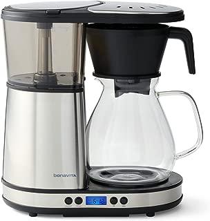 Best bonavita coffee maker glass vs thermal carafe Reviews