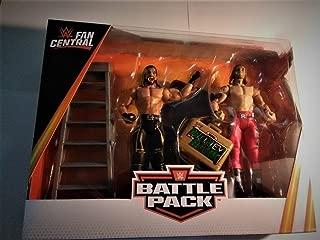 WWE Fan Central Battle Pack Seth Rollins VS Edge