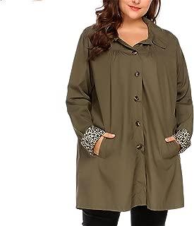 Large Size Xl-5Xl Women Rain Coat Jacket Spring Autumn Plus Size Hooded Windbreaker Lightweight Waterproof Raincoat