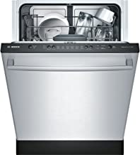 stainless steel integrated dishwasher
