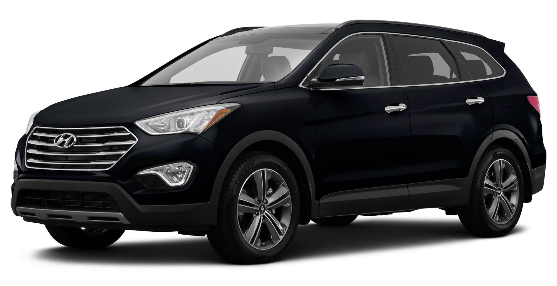 2016 Hyundai Santa Fe >> Amazon Com 2016 Hyundai Santa Fe Reviews Images And Specs Vehicles