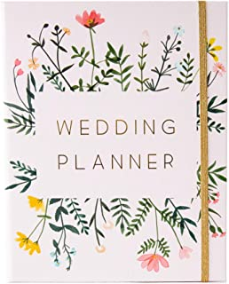 Wedding Planner Book and Organizer for Brides with Gift Box | Engagement Gift for Couples | Hardcover Bridal Planning Jour...