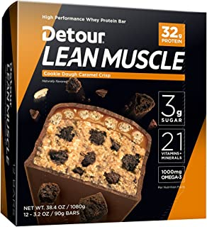 lean muscle protein bar