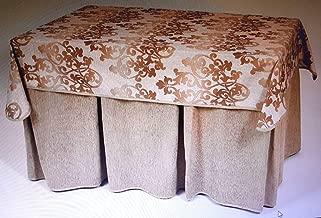 Amazon.es: ropa mesa camilla rectangular