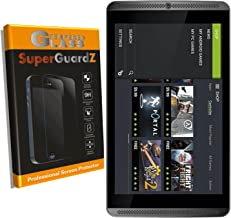 NVIDIA Shield Tablet / Tablet K1 Screen Protector [Tempered Glass] - SuperGuardZ, 9H, 0.3mm, 2.5D Round Edge, Anti-Scratch, Anti-Bubble [Lifetime Replacement]