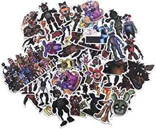 58pcs Five Nights at Freddy Bears Child Toy Sticker for DIY Scrapbooking Album Laptop Phone Notebook Decal Sticker