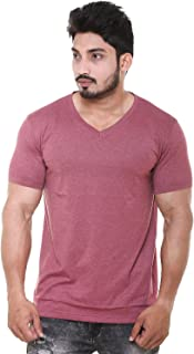 EASY 2 WEAR ® Mens V Neck T-Shirts Plus Size (Sizes M to 4XL)