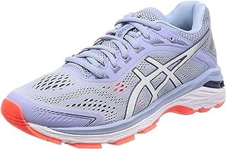 Asics GT 2000 7 Womens Running Shoes - Blue-4.5
