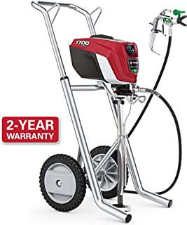 Titan Tool 580006 Titan High Efficiency Airless Paint Sprayer ControlMax 1700 Pro, Control Max w/cart