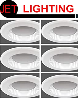 Eyeball Recessed Lighting Trim Thomas Lighting TR221W 7in