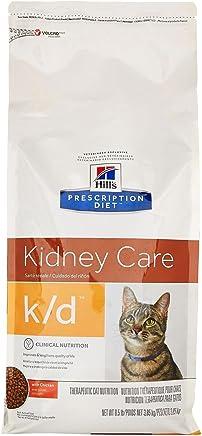 Hills Prescription Diet k/d Renal Health Dry Cat Food 8.5 lbs