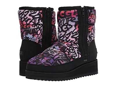 UGG Ridge (Graffiti Pop Multi) Women