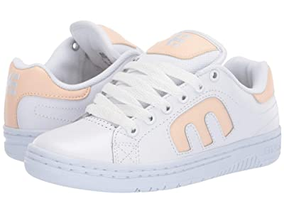 etnies Callicut (White/Powder) Women