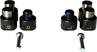 Quick-Connects for the MagneTrainer Pedal Exerciser (Renewed)
