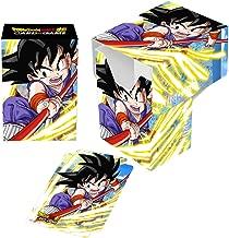 Ultra Pro Official Dragon Ball Super Explosive Spirit Son Goku Deck Box