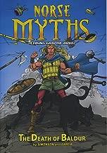 The Death of Baldur (Norse Myths: A Viking Graphic Novel)