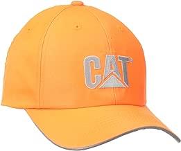 Caterpillar Men's Hi-vis Trademark Cap