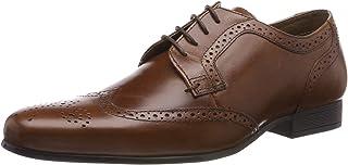 Red Tape Leeson, Zapatos de Cordones Derby Hombre