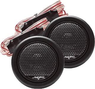 Skar Audio TWS-01 1-Inch 240 Watt Max Power Neodymium Silk Dome Tweeters, Pair
