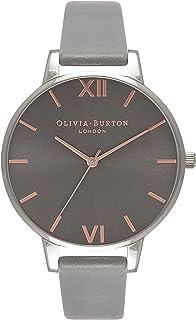 Olivia Burton Women's Analogue Quartz Watch with Leather Strap OB16BD90