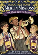 A Good Night For Ghosts (Turtleback School & Library Binding Edition) (Magic Tree House)