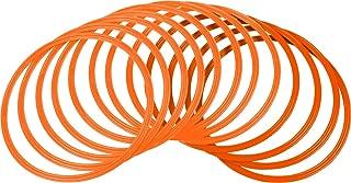 Trademark Innovations Speed & Agility Training Rings - Set of 12-16