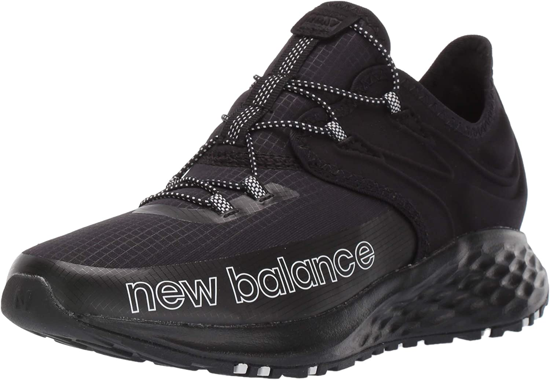 New Balance Kids Fresh Foam Trail Roav V1 Bungee Running Shoe