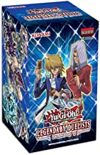 Yu-Gi-Oh! Trading Cards Yu-Gi-Oh! Cards: Legendary Duelist Season 1 Box | 6 Ultra Rares | 1 Secret Rare, Multicolor, 08371...