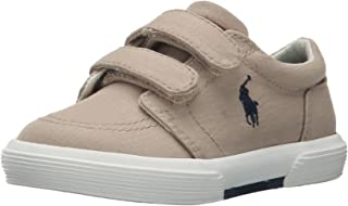 POLO RALPH LAUREN Kids Faxon II EZ Fashion Sneaker (Toddler)