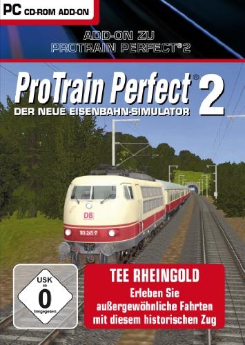 Pro Train Perfect 2 - Rheingold - [PC]