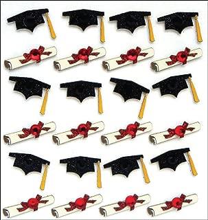 Jolee's Boutique 0015586891522 Grad Cap N Diploma Repeats 50-20758, Other