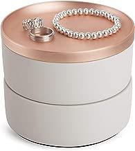 round jewelry box