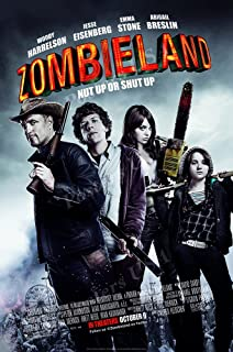 Posters USA Zombieland GLOSSY FINISH Movie Poster - FIL976 (24