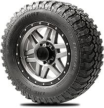 TreadWright CLAW II M/T Tire - Remold USA - LT35x12.50R20E Premier Tread Wear (40,000 miles)