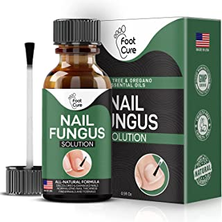 EXTRA STRONG Nail Treatment -Made In USA, Nail Repair Set, Effective Fingernail & Toenail Health Care Solution, Fix & Renew Damaged, Broken, Cracked & Discolored Nails