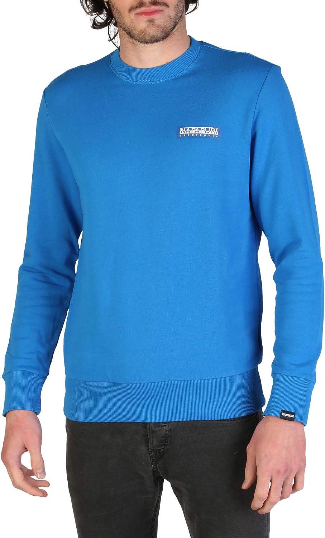 Napapijri Felpa Unisex BAGO C N0YIECBB2 (MDirect bluee)