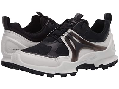 ECCO Sport BIOM C Trail Speed GORE-TEX(r) (White/Black) Women