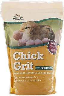 Manna Pro Chick Grit with Probiotics, 5 lb