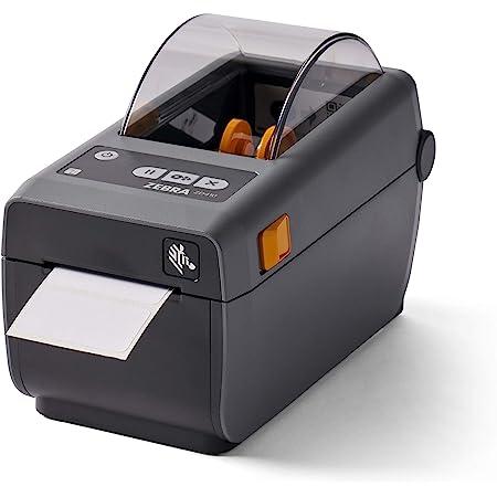 Amazon Com Zebra Zd410 Direct Thermal Desktop Printer Print Width Of 2 In Usb Connectivity Zd41022 D01000ez Office Products