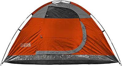 OSAGE RIVER Glades Camping Tent with Waterproof Rainfly,...