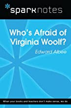 Who's Afraid of Virginia Woolf (SparkNotes Literature Guide) (SparkNotes Literature Guide Series)