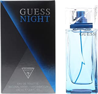 Guess Night for Men, 3.4 oz EDT Spray