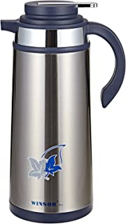 Winsor Stainless Steel Vaccum Flask, 1.9 Liter (Assorted Item)