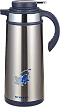 Winsor Stainless Steel Vaccum Flask 1.9 Liter Plus - Blue-5000263512147