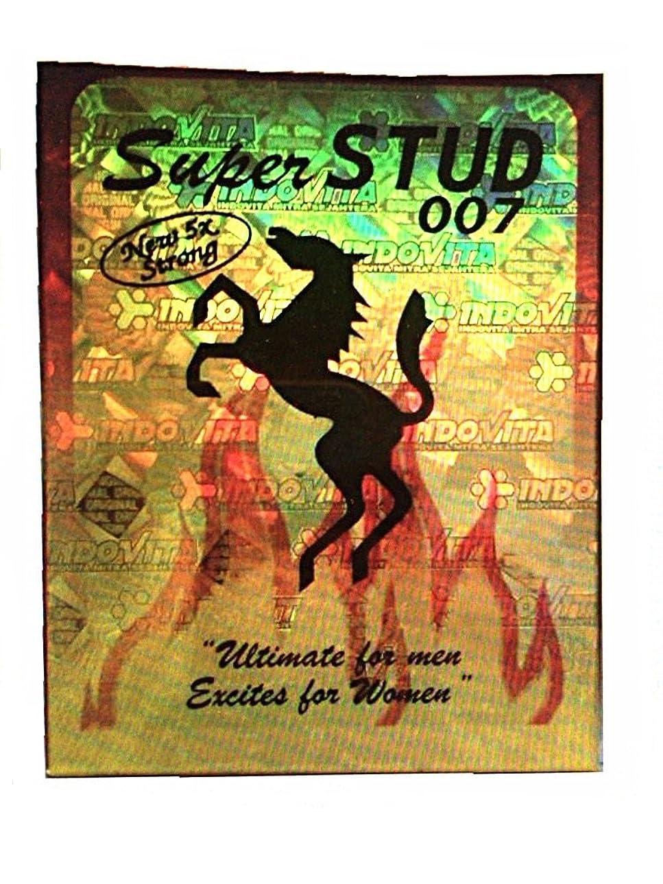 膿瘍立ち寄るについてSuper STUD 007 ティッシュタイプ スーパースタッド007 [並行輸入品]
