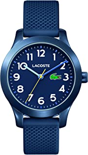 Kids' TR90 Quartz Watch with Rubber Strap, Blue, 14...