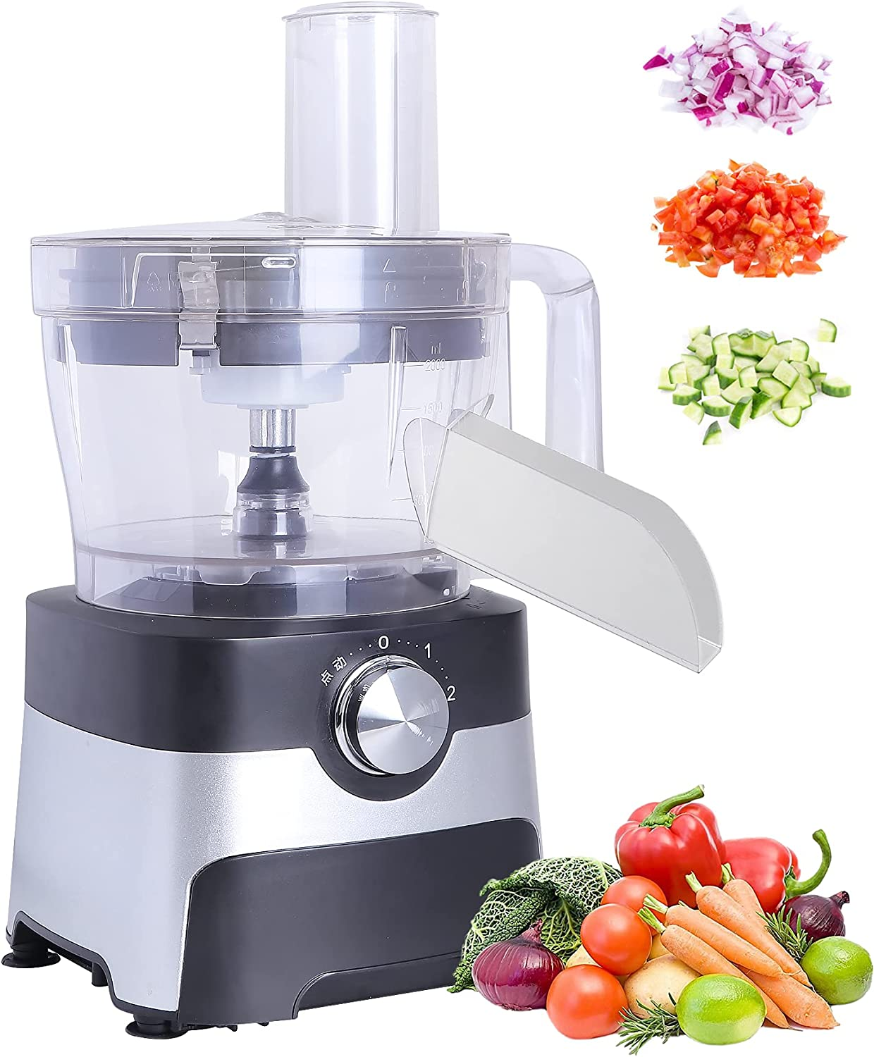 Commercial Vegetable Fruit Dicer 130lb Tomatoe h Onions Max wholesale 49% OFF Electric