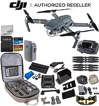 DJI Mavic Pro Collapsible Quadcopter 1-Battery Ultimate Bundle